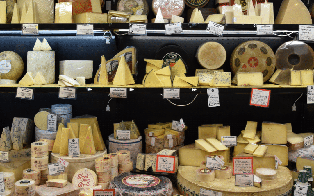 Bastille Day Specialities at Our Market!