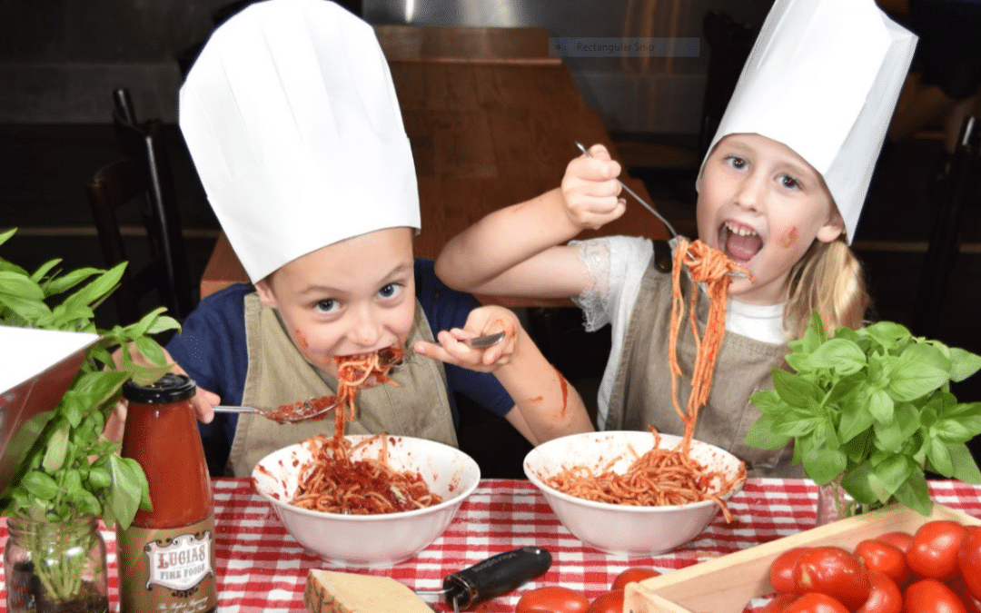 Big Market Adventures for Little Foodies back for April school holidays!