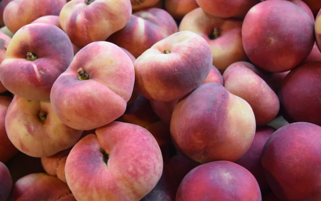 Pick the Right One: Peaches!