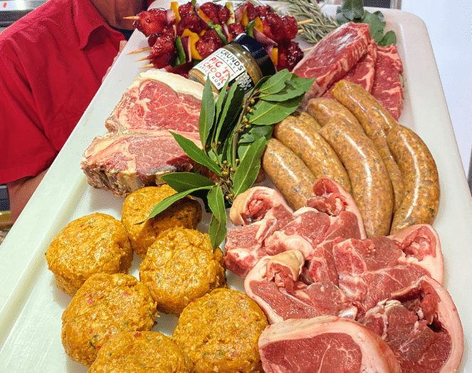 Meat Tray Giveaway